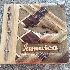 A unique Jamaica photo album!